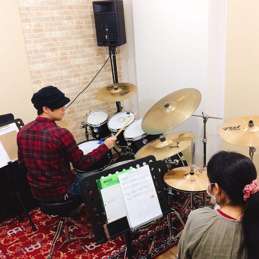 ドラム教室2