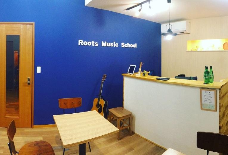 音楽教室ロビー